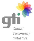 Logo of the Global Taxonomy Initiative.
