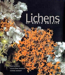 Cover of the Lichens of North America.