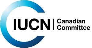 Logo: Canadian Committee for the International Union for Conservation of Nature.