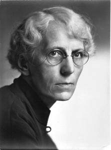portrait of Alice Wilson